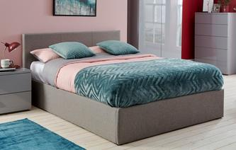 Metz Double Storage Bedframe Metz