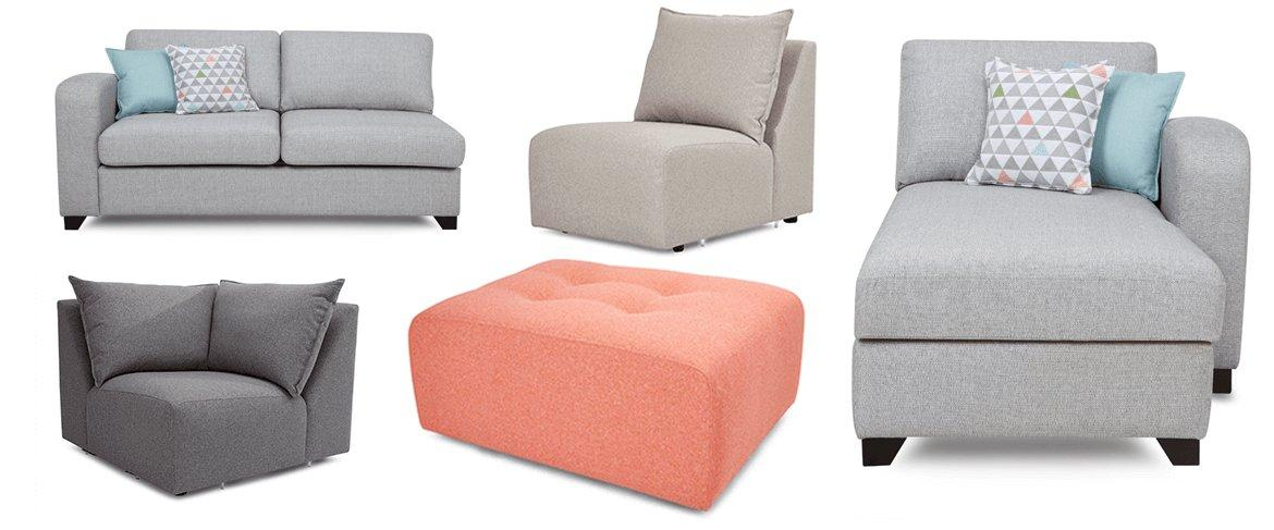 DFS Modular Sofa Selection ...