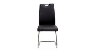 Monochrome Dining Chair