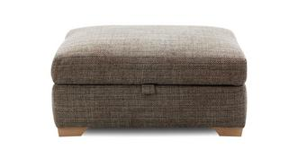 Montie Large Storage Footstool