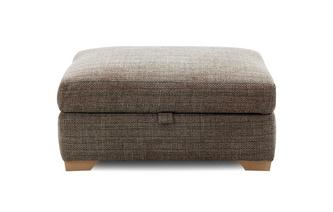 Large Storage Footstool Montie Casual