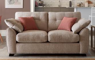 Morton 2 Seater Deluxe Sofa Bed KIrkby Plain