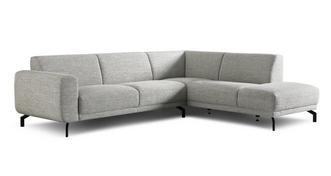 Natasja LHF 2 Piece Corner Sofa