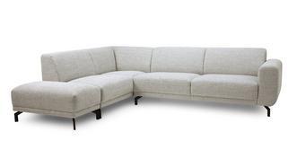 Natasja RHF 3 Piece Corner Sofa (1 + C + 2)