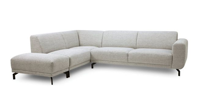 Natasja: RHF 3 Piece Corner Sofa (1 + C + 2)