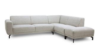 Natasja LHF 3 Piece Corner Sofa (2 + C + 1)
