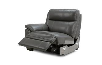 Left Hand Facing Power Recliner Unit