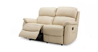 Navona 2 Seater Manual Recliner