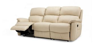 Navona 3 Seater Manual Recliner