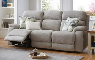 Newbury 3 Seater Manual Recliner Prestige