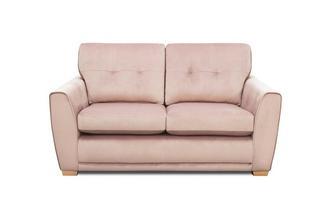 Velvet Small 2 Seater Sofa