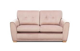 Velvet Large 2 Seater Sofa Bed