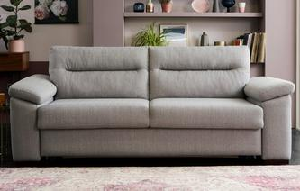 Nissi 3 Seater Sofa Bed Opera
