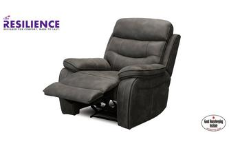 Fabric Manual Recliner Chair