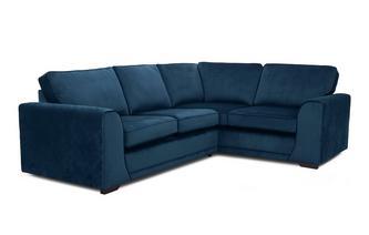 Left Hand Facing 2 Seater Corner Sofa