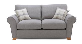 Owen Formal Back 2 Seater Sofa