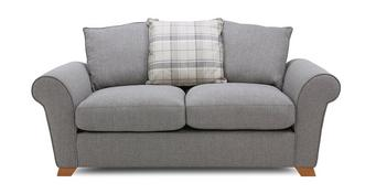 Owen Pillow Back 2 Seater Sofa Bed
