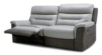 Ozark: 3 Seater Manual Recliner Sofa