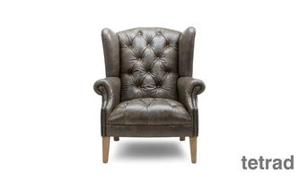 Leather Wing Chair Palace Leather