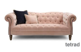 3 Seater Sofa Palace Velvet