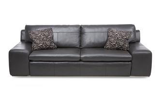 3 Seater Sofa Fuse Leather