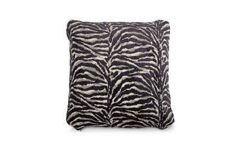 Zebra Scatter Cushion Jungle