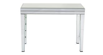 Paradox Mirrored Console Table