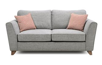 Formal Back Large 2 Seater Sofa Pateley
