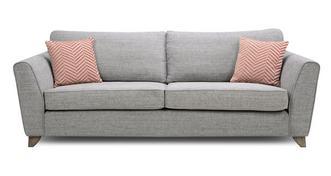 Pateley Formal Back 4 Seater Sofa