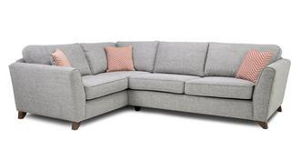 Pateley Formal Back Right Hand Facing 3 Seater Corner Sofa