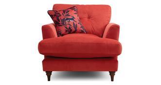 Patterdale Velvet Armchair