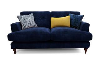 Velvet 2 Seater Sofa Patterdale Velvet