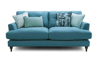 3 Seater Sofa Patterdale Plain