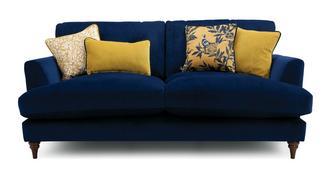 Patterdale Velvet 3 Seater Sofa