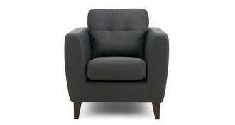 Pedro Plain Armchair