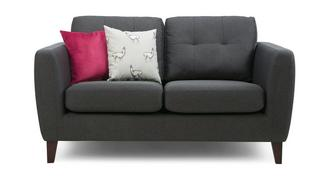 Pedro Plain 2 Seater Sofa
