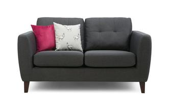 Plain 2 Seater Sofa Aston Plain