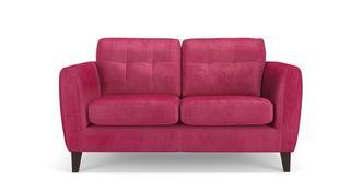Pedro Velvet 2 Seater Sofa