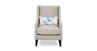 Penelope Plain Accent Chair
