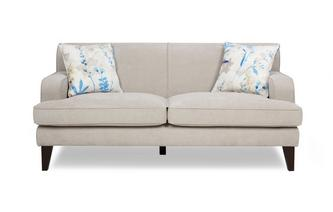 Plain 2 Seater Sofa Penelope
