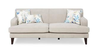 Penelope Plain 3 Seater Sofa