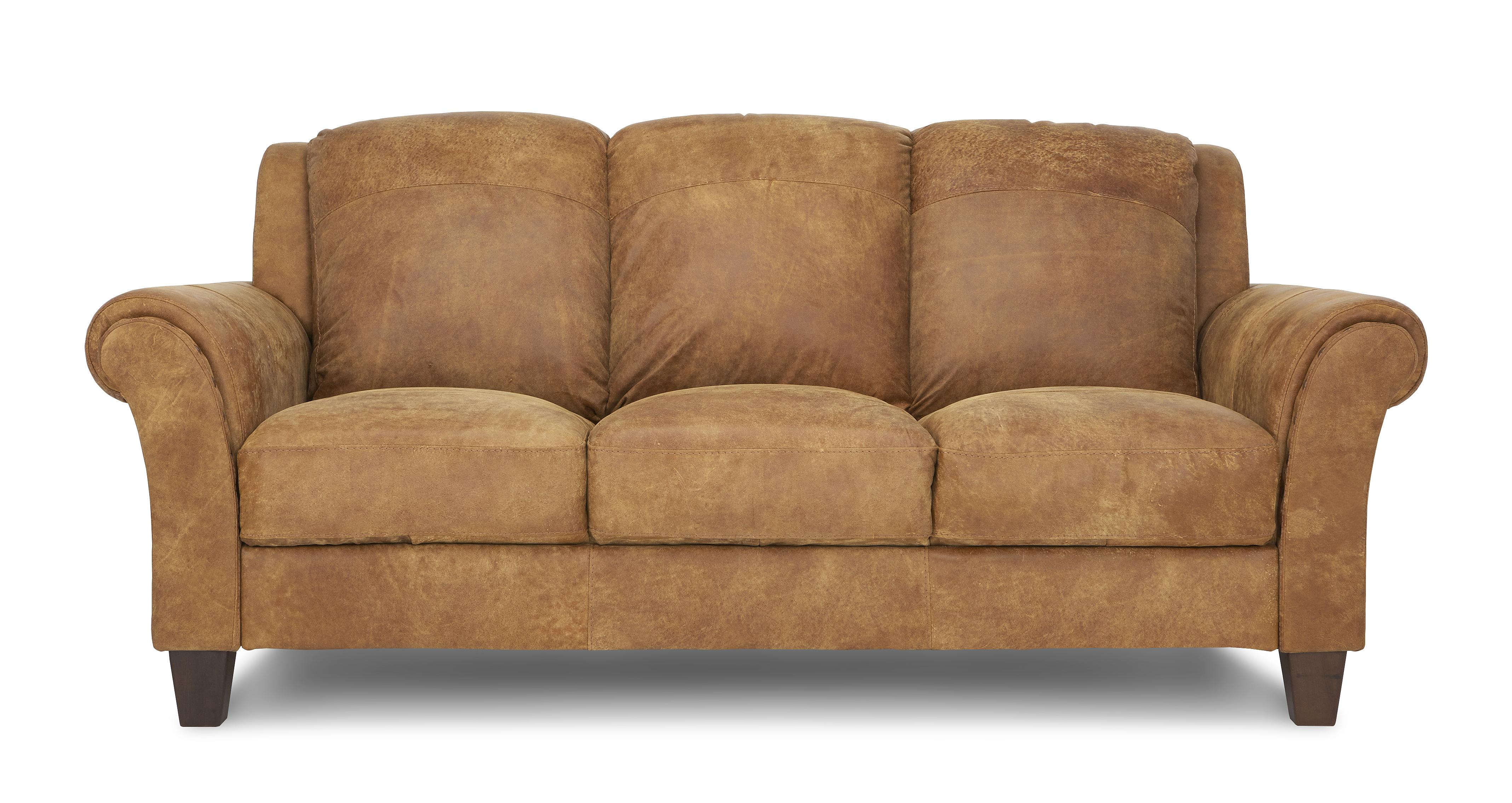 Dfs Peyton Ranch Leather Sofa Set Inc 3 Seater 2 Seater