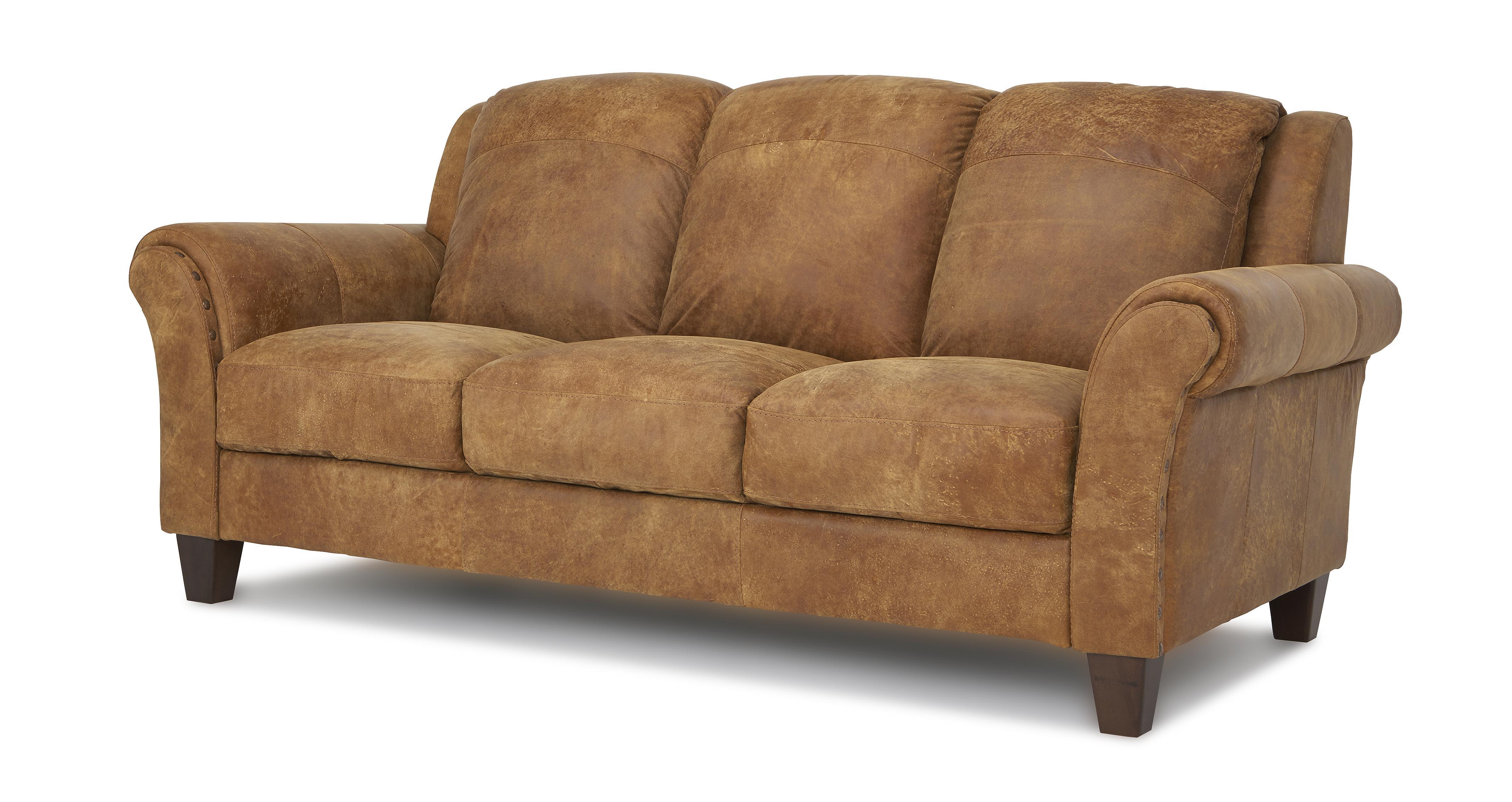 Superior Dfs Peyton Ranch Leather Sofa Set Inc 3 Seater 2 Storage