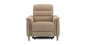 Pierre Fabric Power Plus Recliner Chair