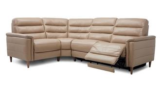 Pierre Option I Right Hand Facing 2 Corner 1 Power Plus Recliner