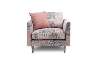 Pattern Armchair