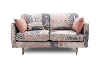 Pattern 2 Seater Sofa