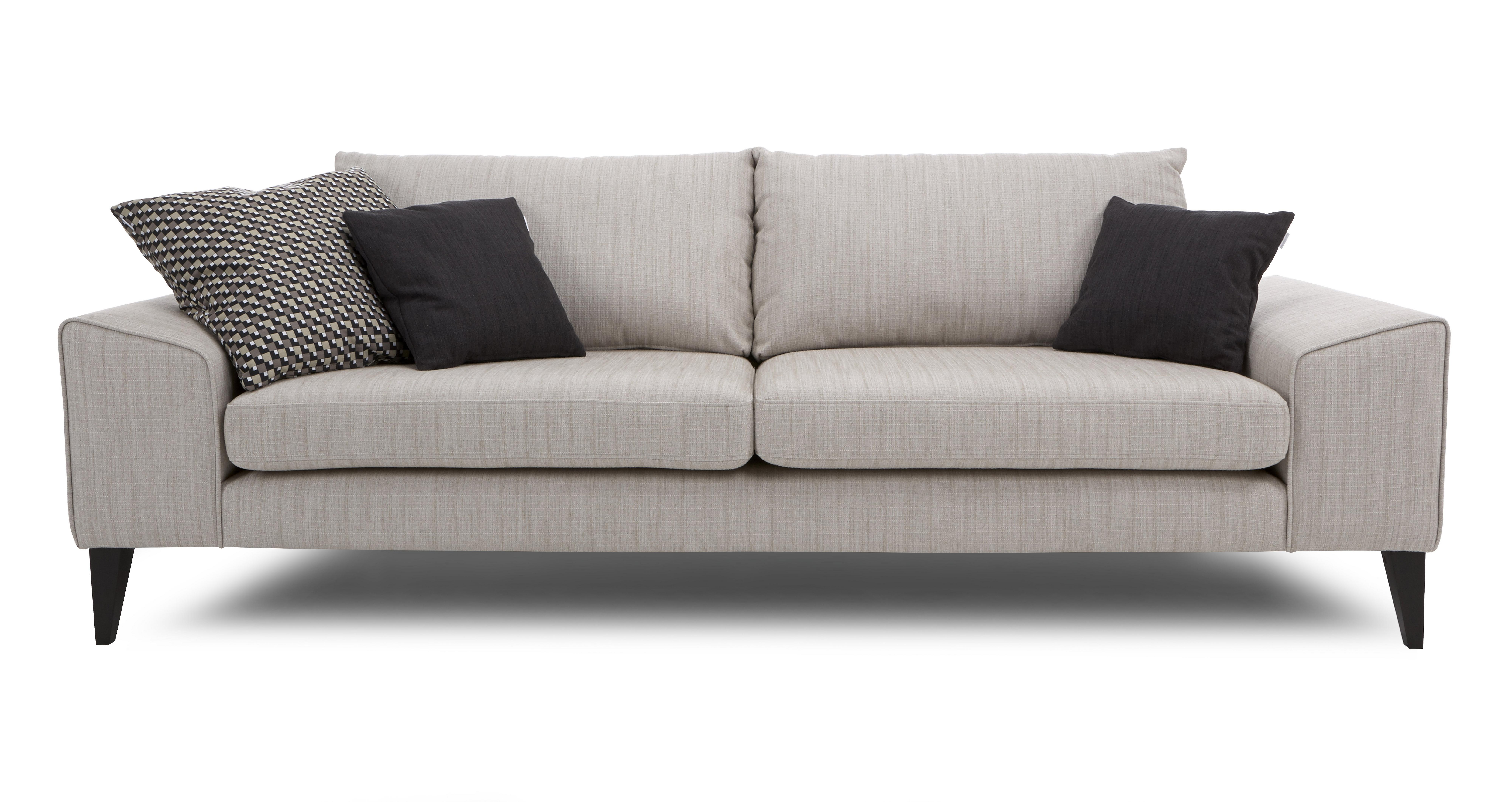 Quartz 4 Seater Sofa Dfs