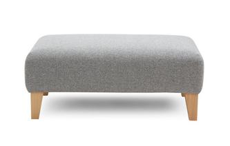 Banquette Footstool