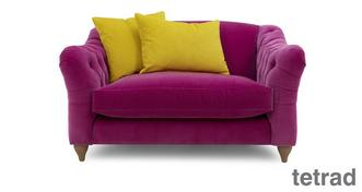 Raffles Snuggler Sofa